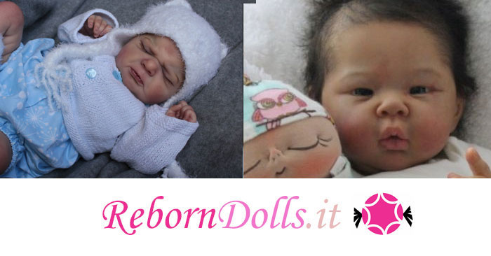 bambole reborn silicone maschio